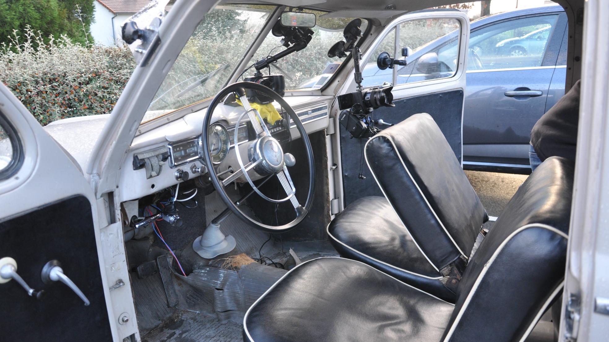 Meiland Volvo auto gopro