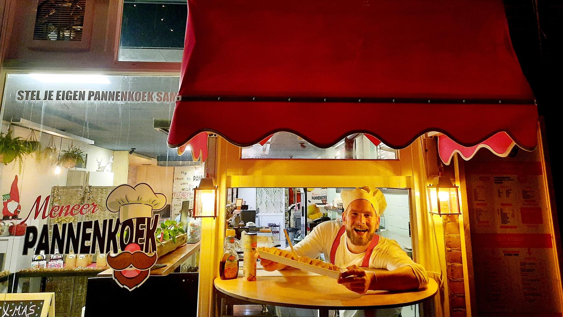 Meneertje Pannenkoek restaurant