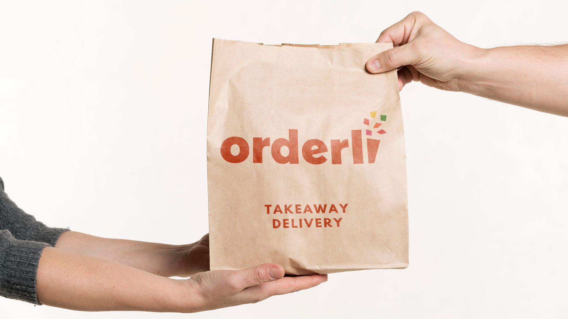 Order Me horeca zak