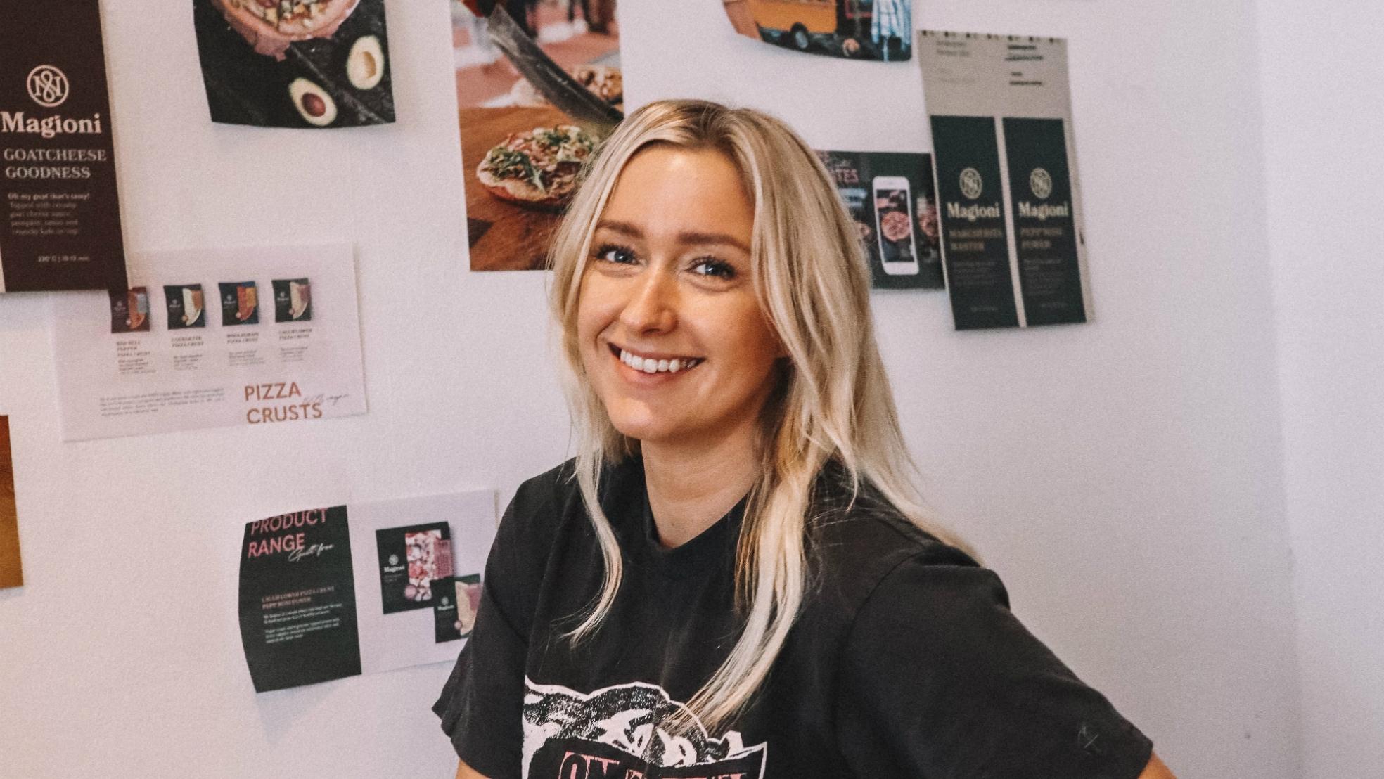 Pizza Manon Essen vega Nijkerk nationale week zonder vleesc