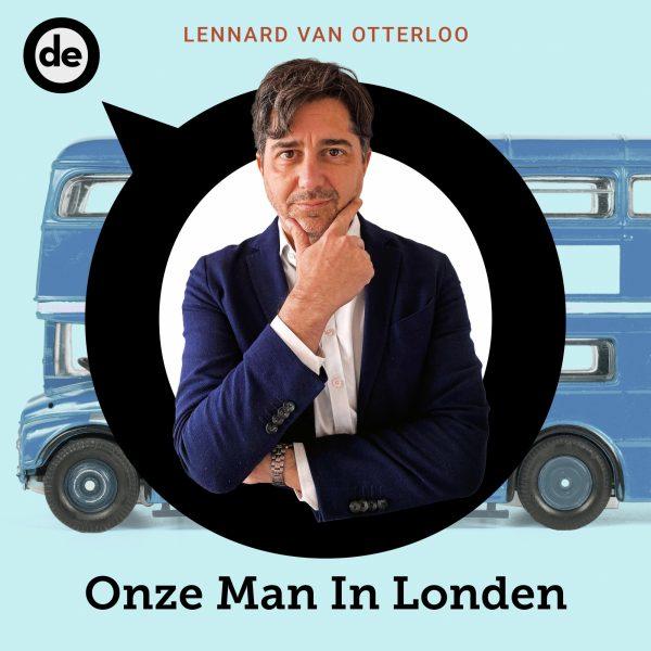 De Ondernemer Podcasts Lennard Van Otterloo Onze Man In Londen