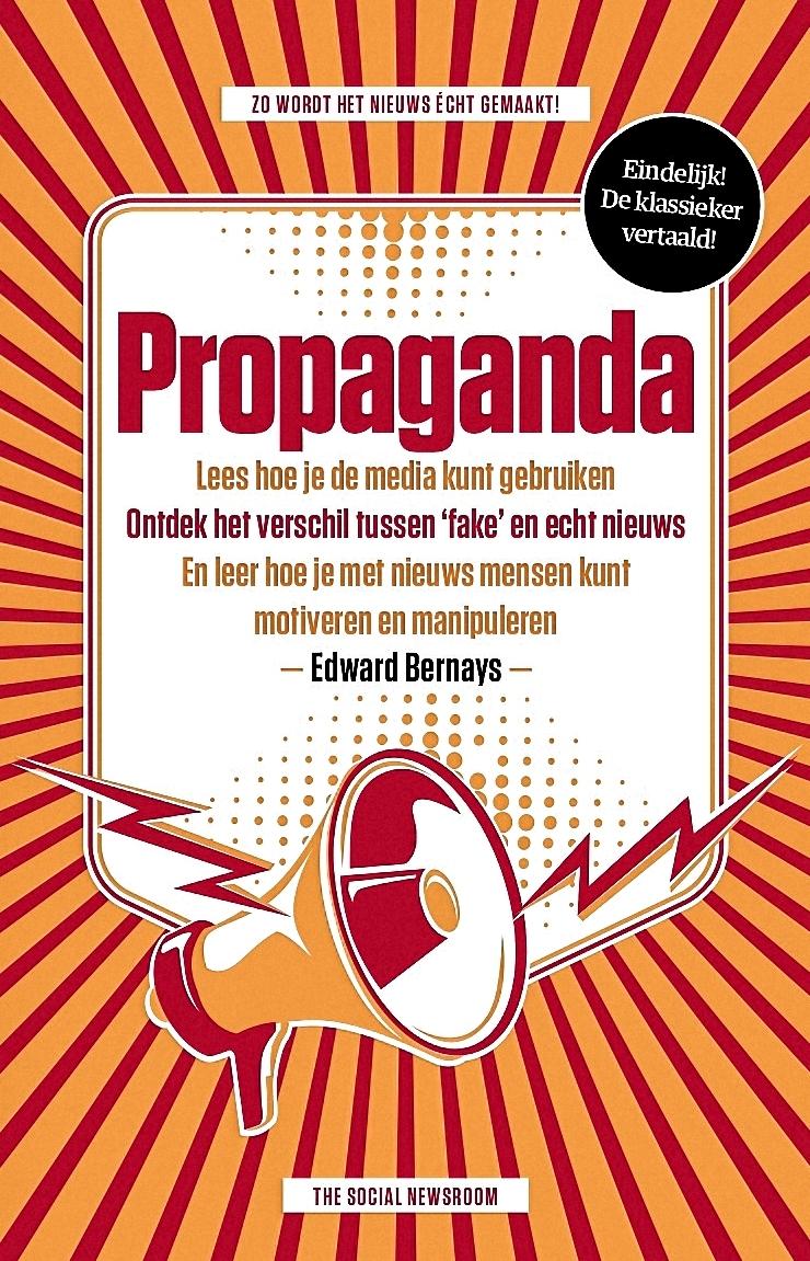 Propaganda cover voorkant