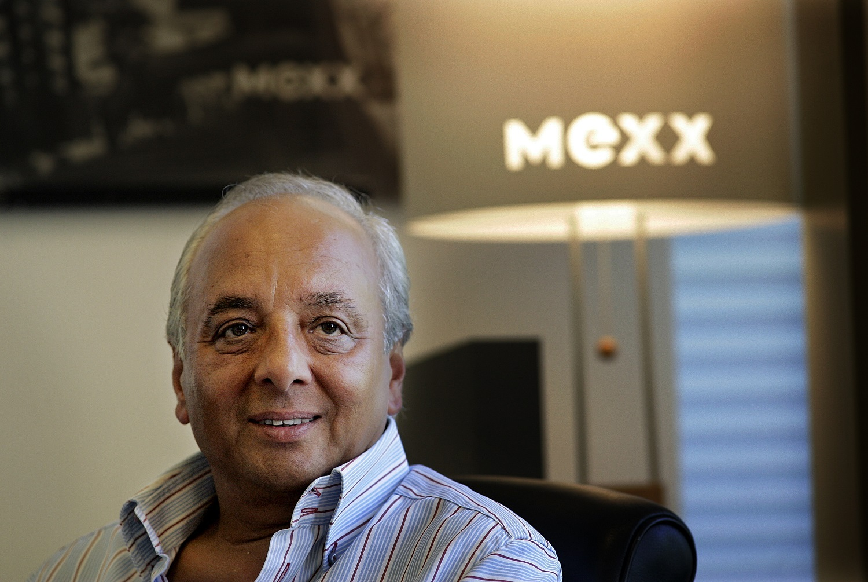 Rattan Chadha mexx citizenm ondernemerscanon