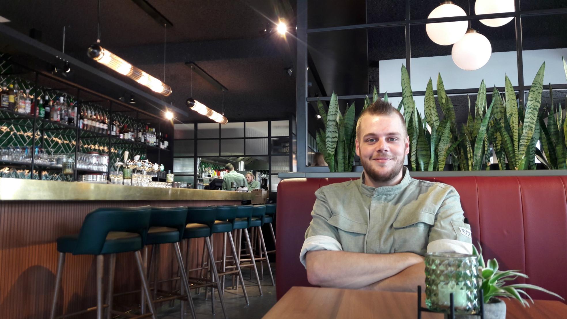 Ricky Spijker Horeca Corona bezorgen Nood Deugd