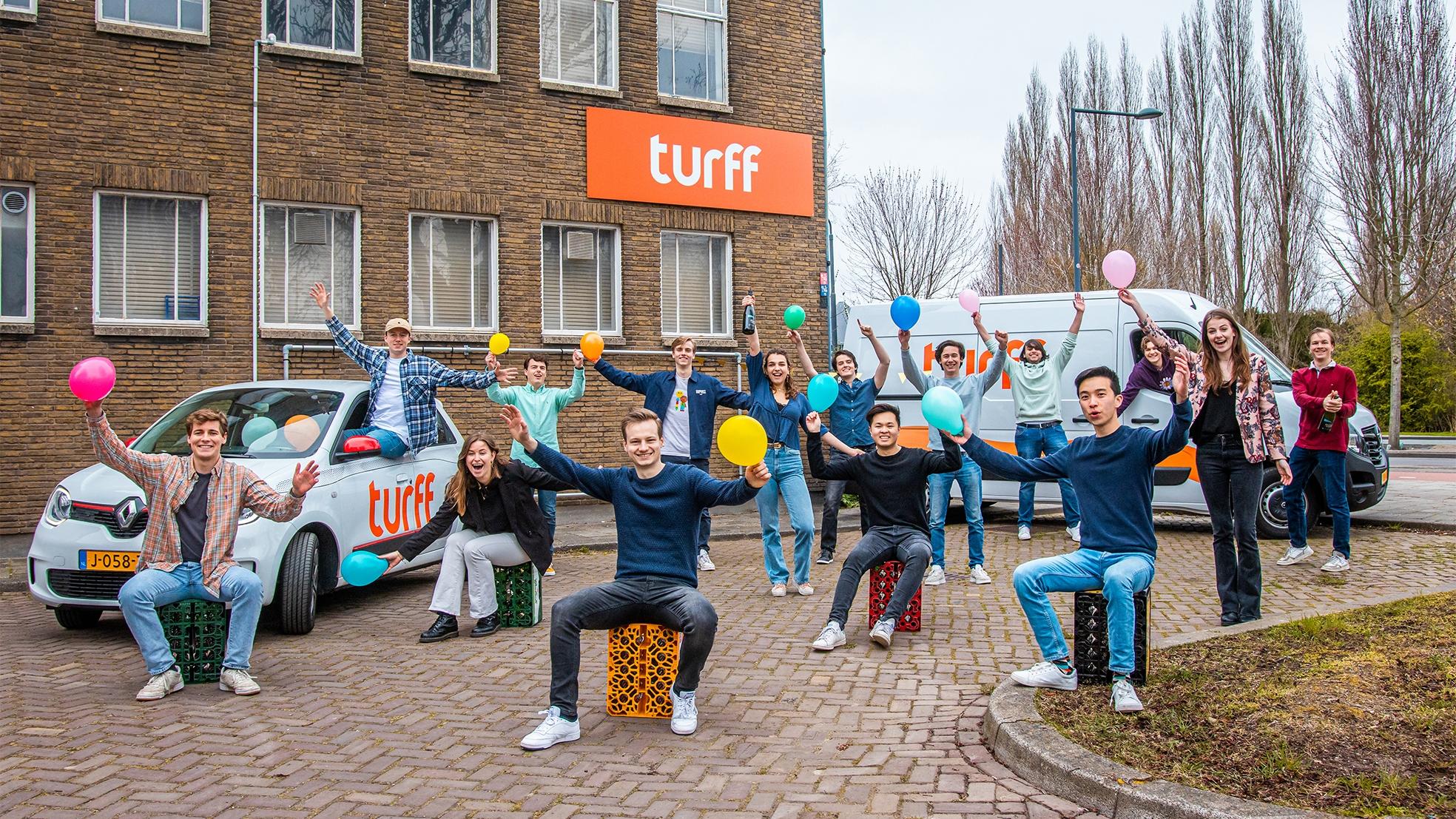 Turff team Delft