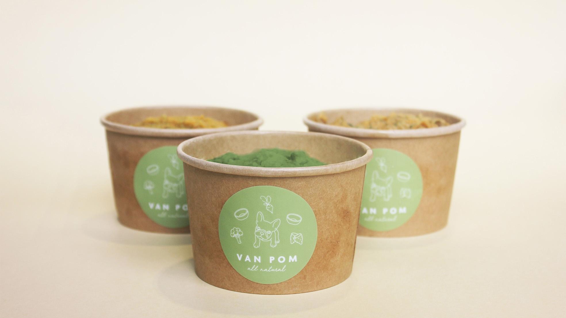 Van Pom cups