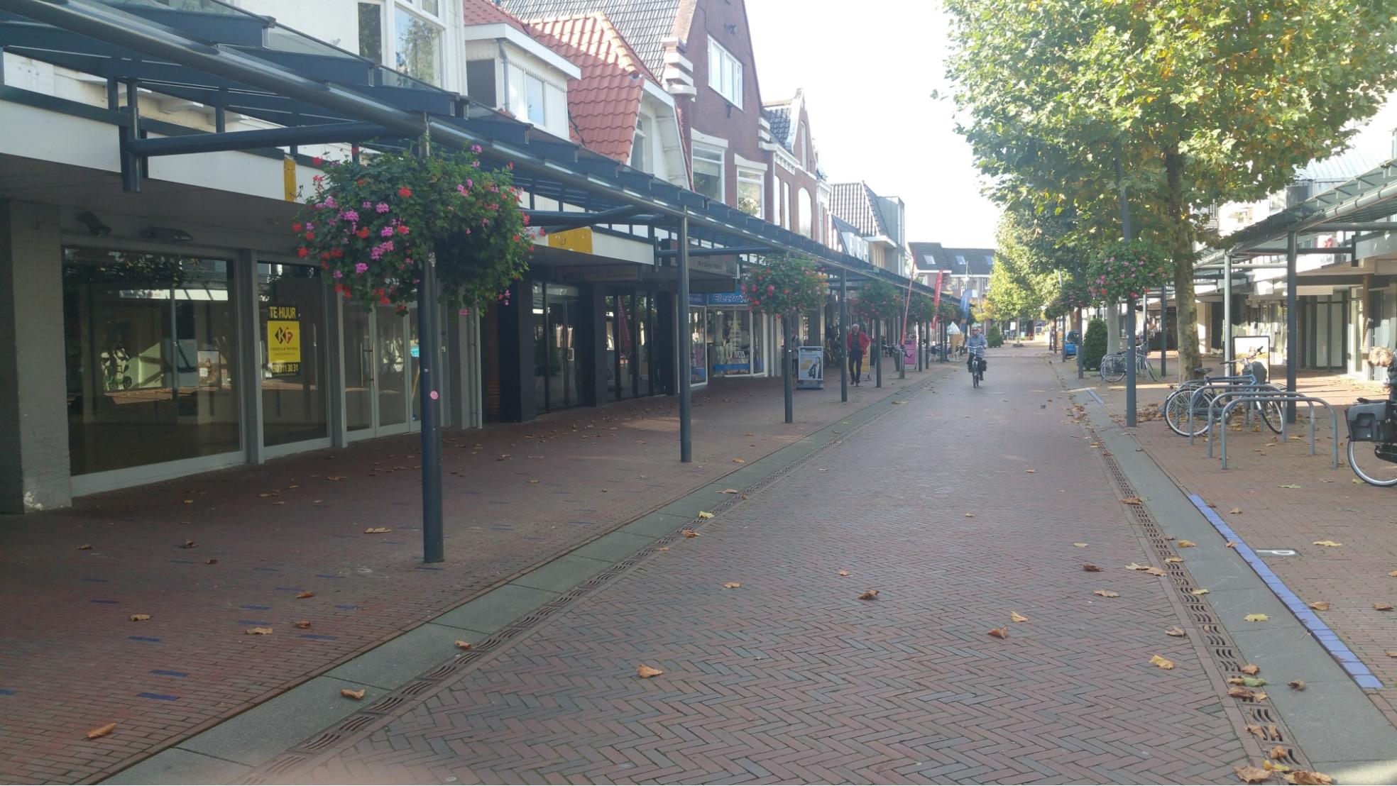 Veendam centrum Kerkstraat