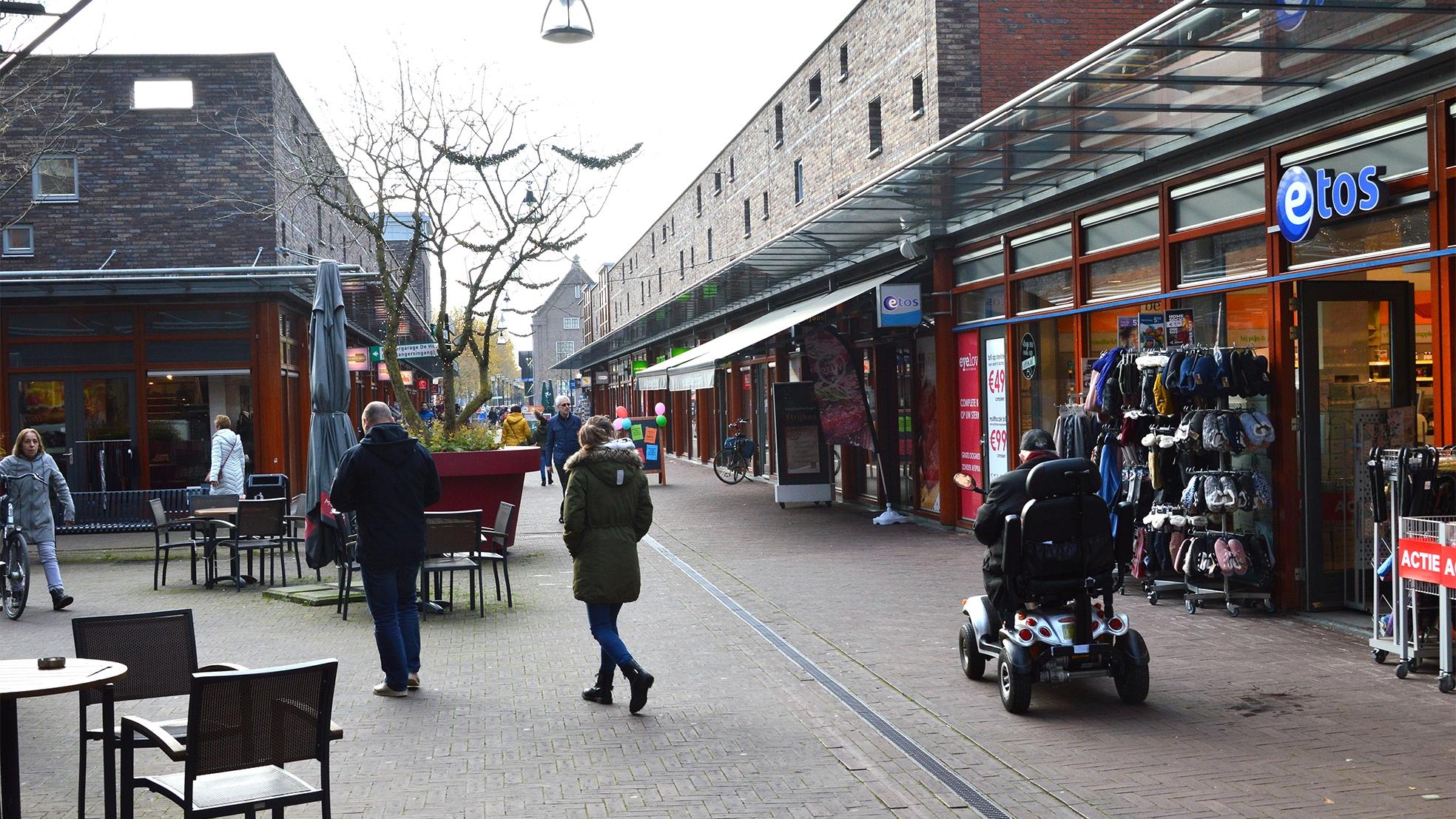 Winkelstraat Hovel Goirle