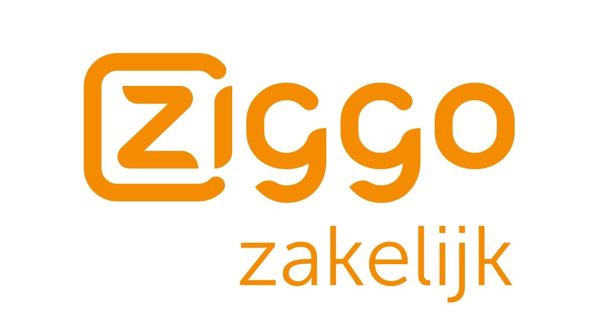 Ziggo Zakelijk Orange RGB