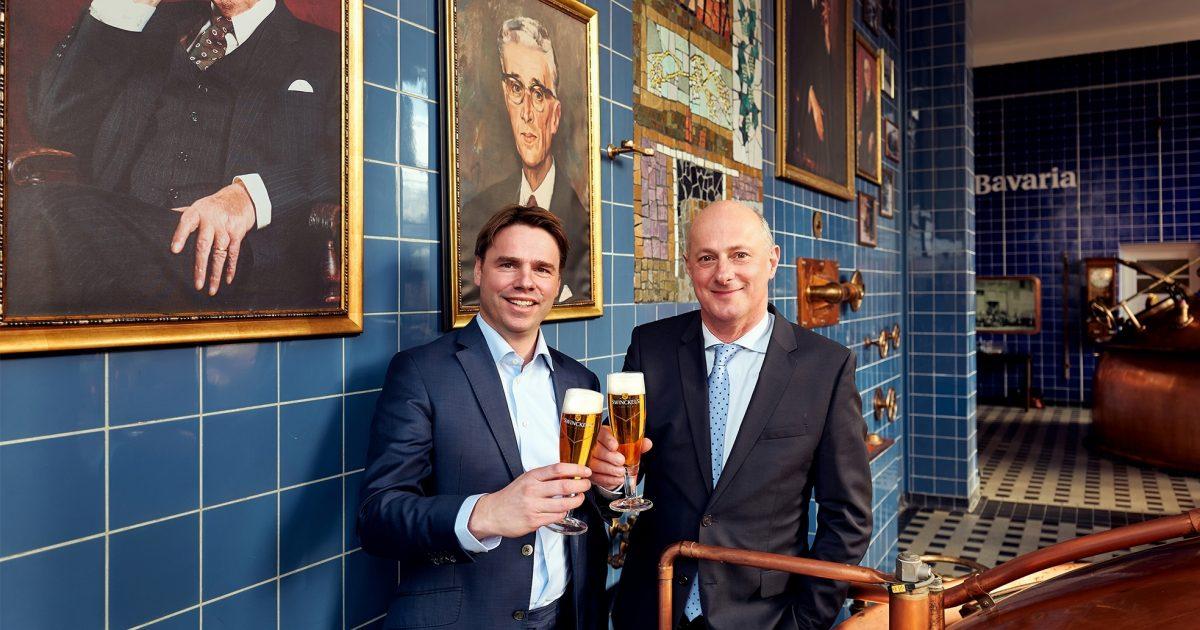 Peer Swinkels over zijn familiebrouwerij: 'Druk is groter dan bij een… - DeOndernemer.nl