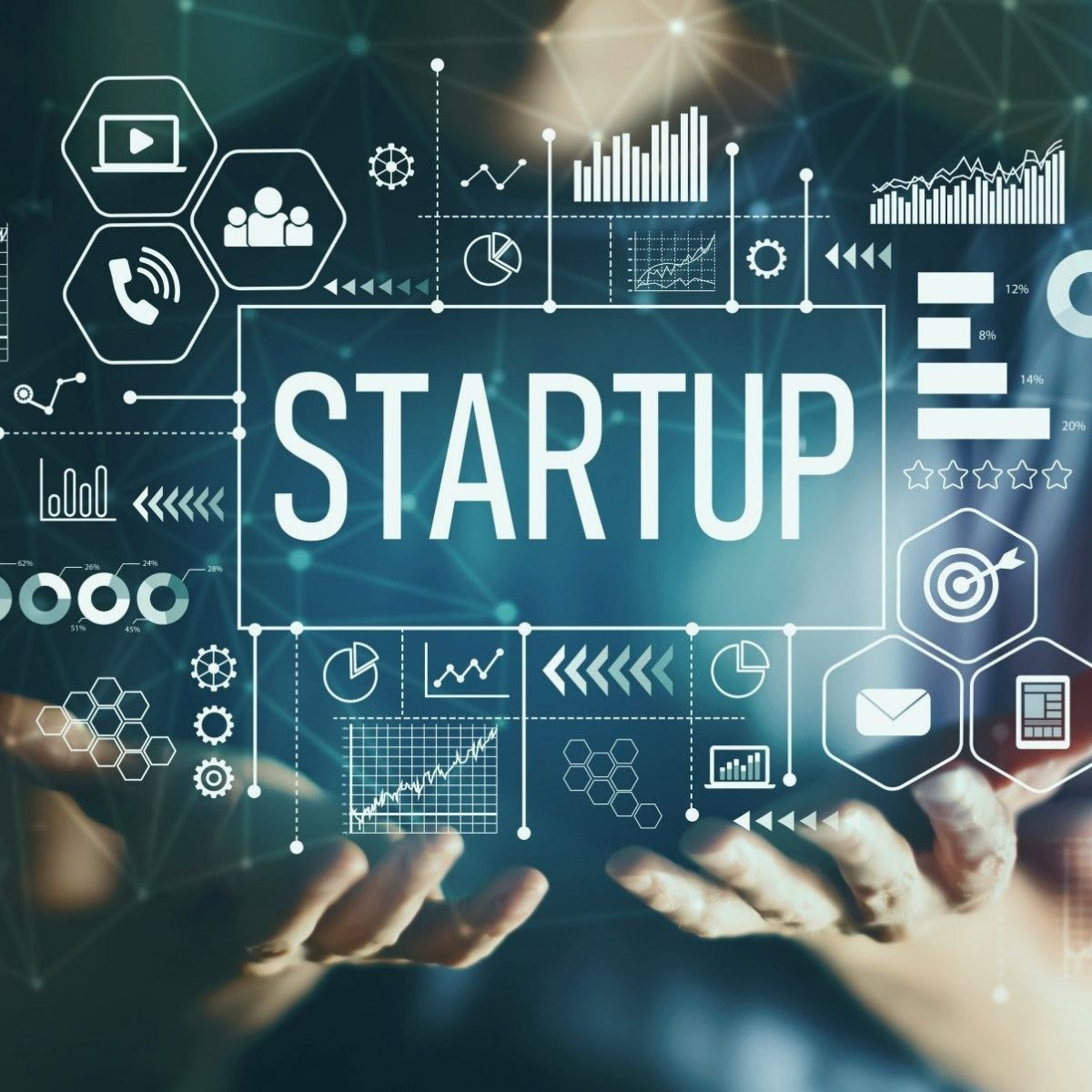Startup siliconvalley high tech innovatie