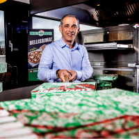 New York Pizza phillippe vorst groei verkoop bezorging