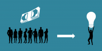 Crowdfunding geld voor elkaar staatsgarantie corona crisis