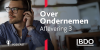 Podcat over ondernemen bdo