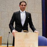 Wopke Hoekstra prinsjesdag koffertje 2020