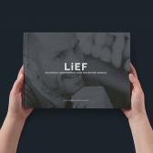Boek LIEF omslag duurzaamheid