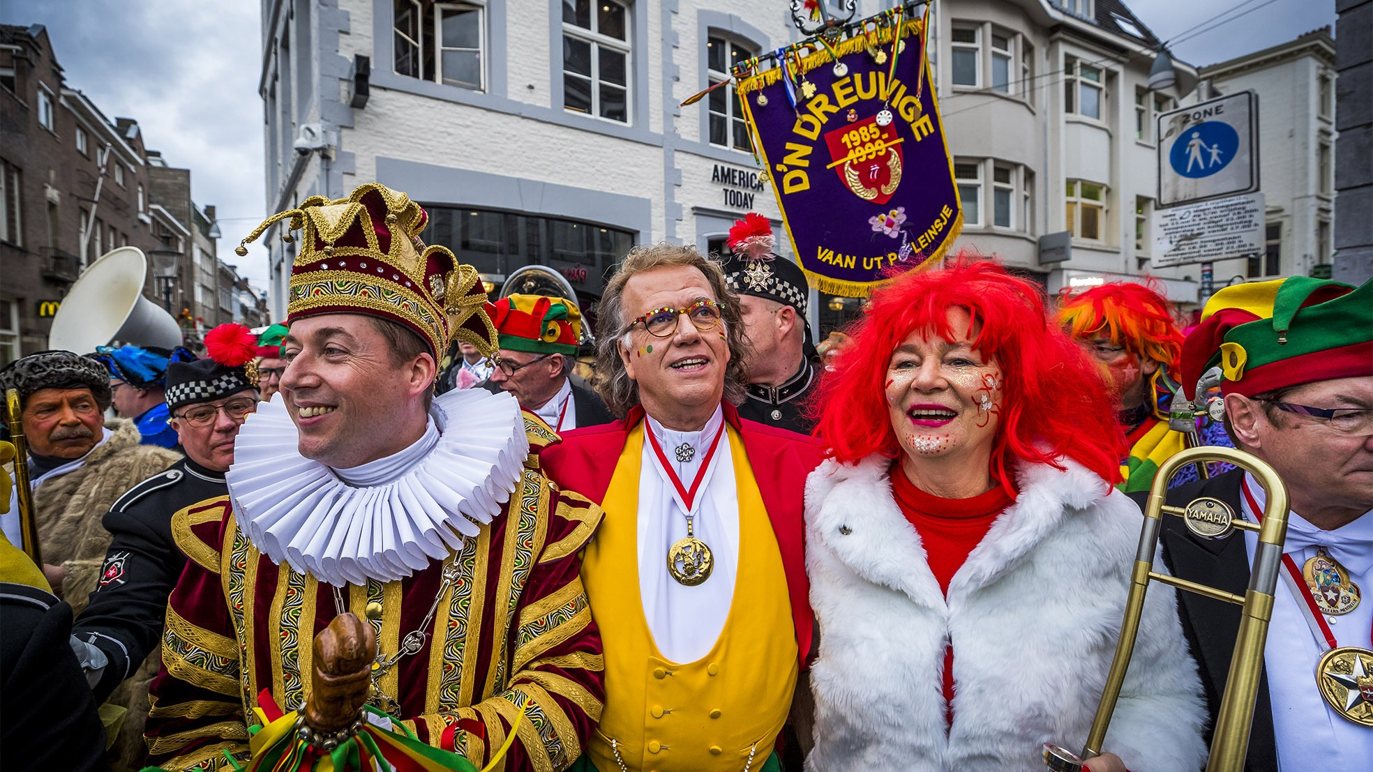 Andre rieu carnaval ondernemer 2