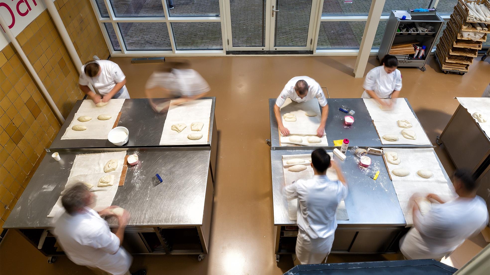 Bakery institute zaandam corona boven