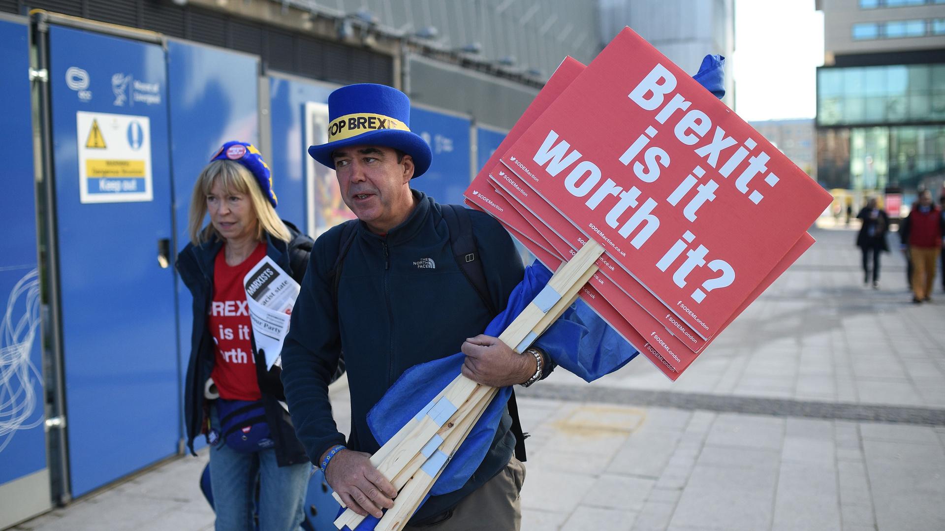 Brexit nasleep gevolgen
