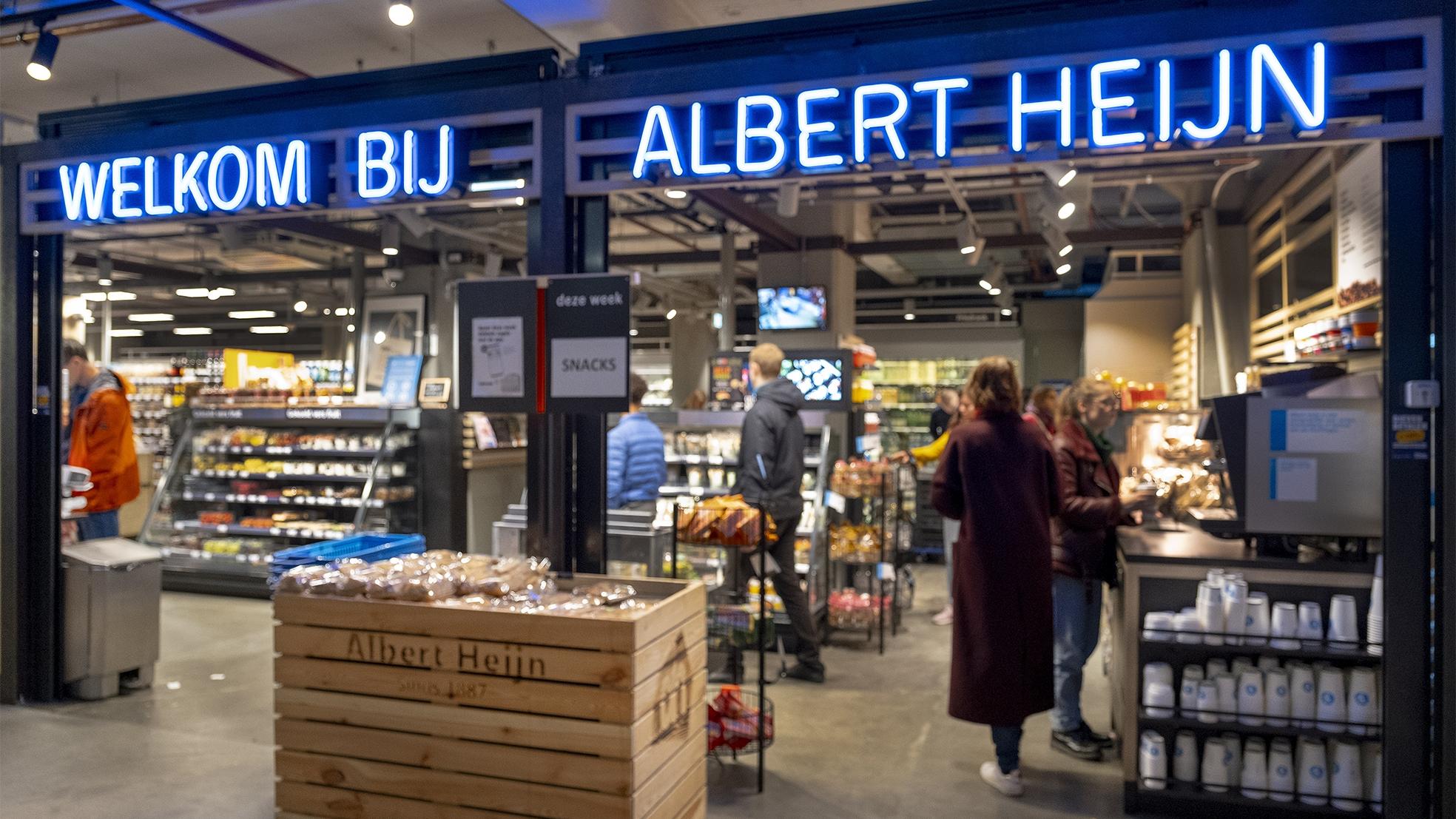 Albert Heijn winkel openingstijden