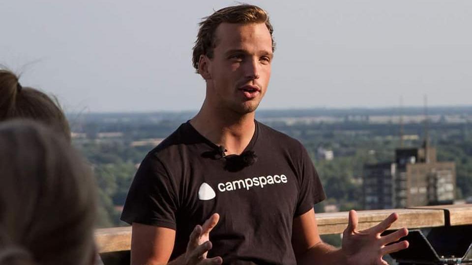 Campspace Hugo van Donselaar portret