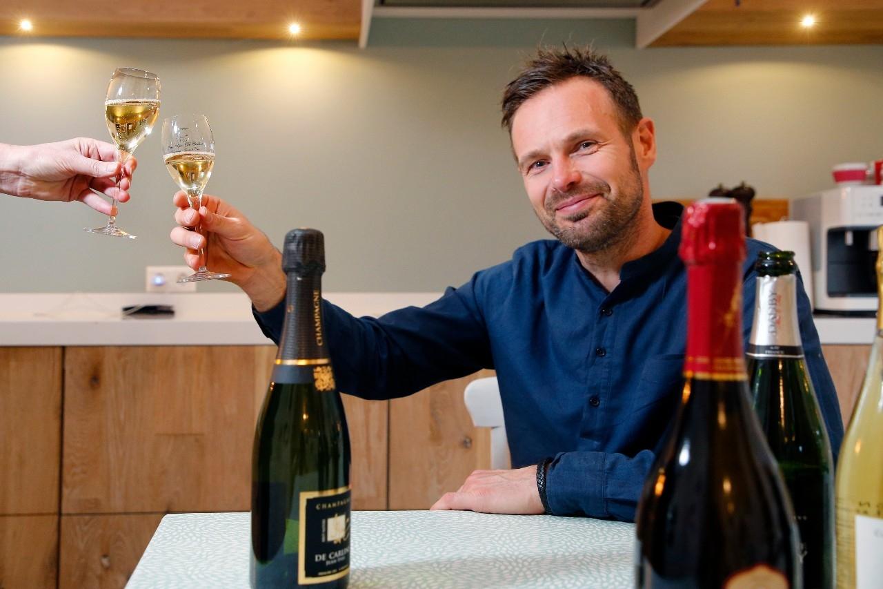 Champagneman ecommerce webshop