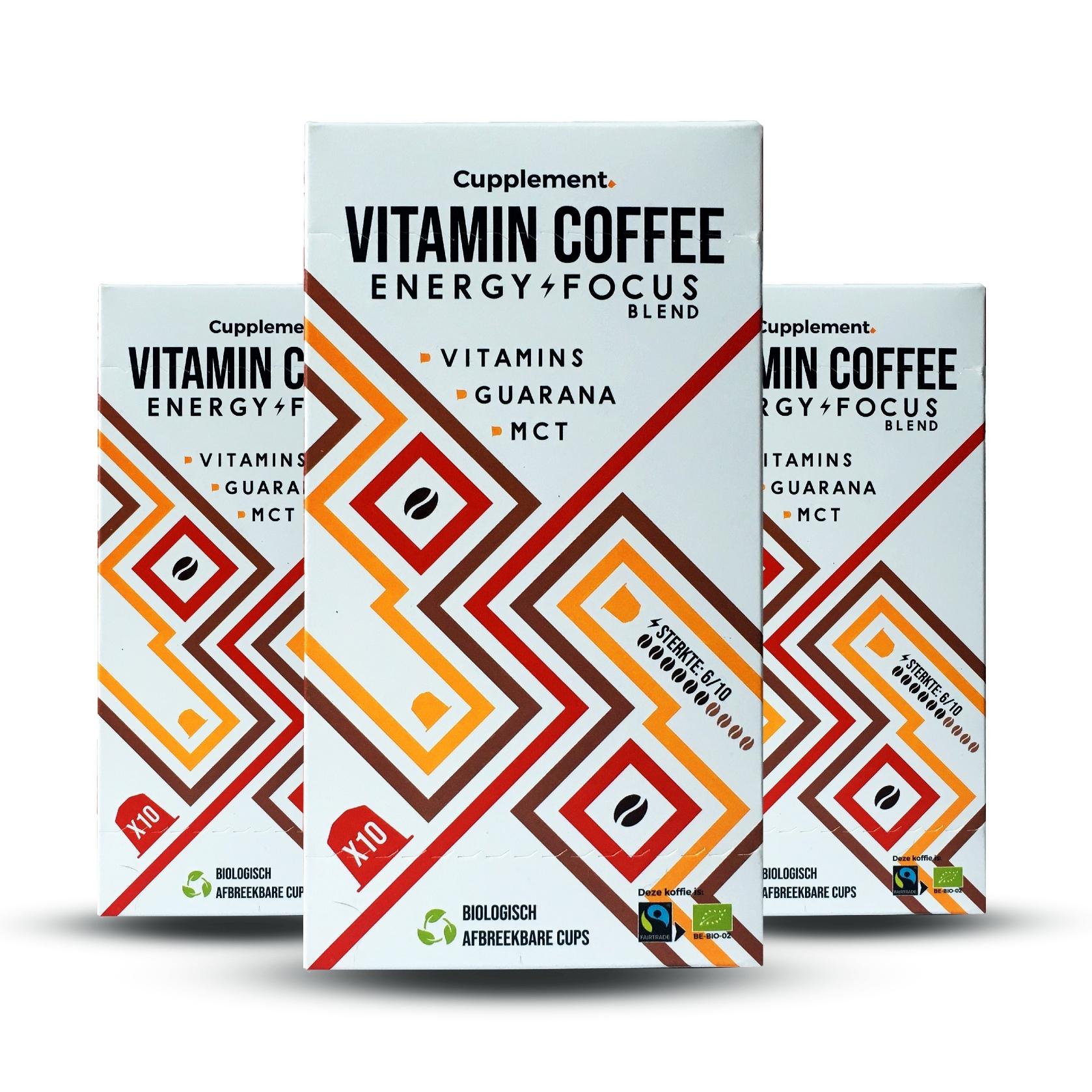 Cupplement product dragons den wateler fermin schoen koffie