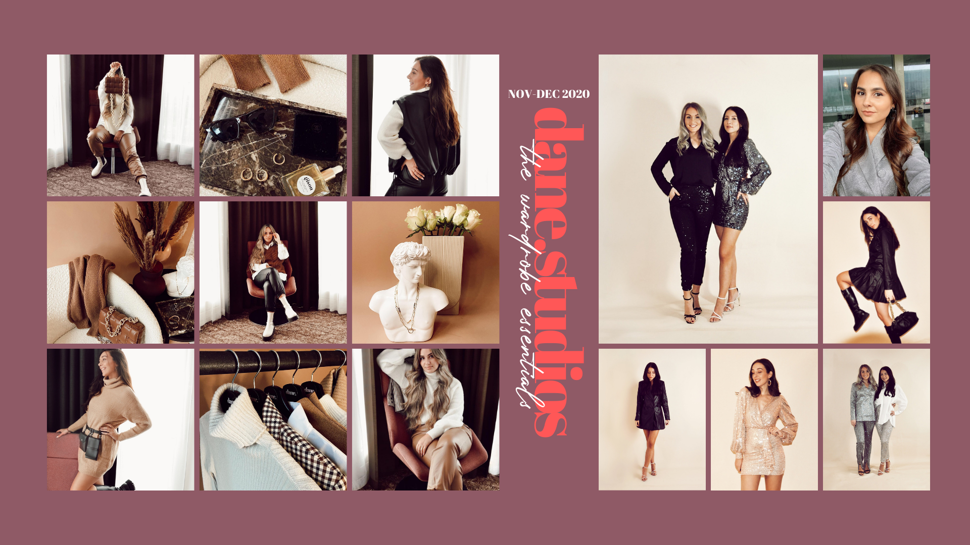 Danestudios collectie kleding webshop