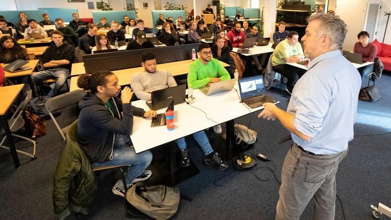 Haagse hogeschool regiocampussen kweekvijver