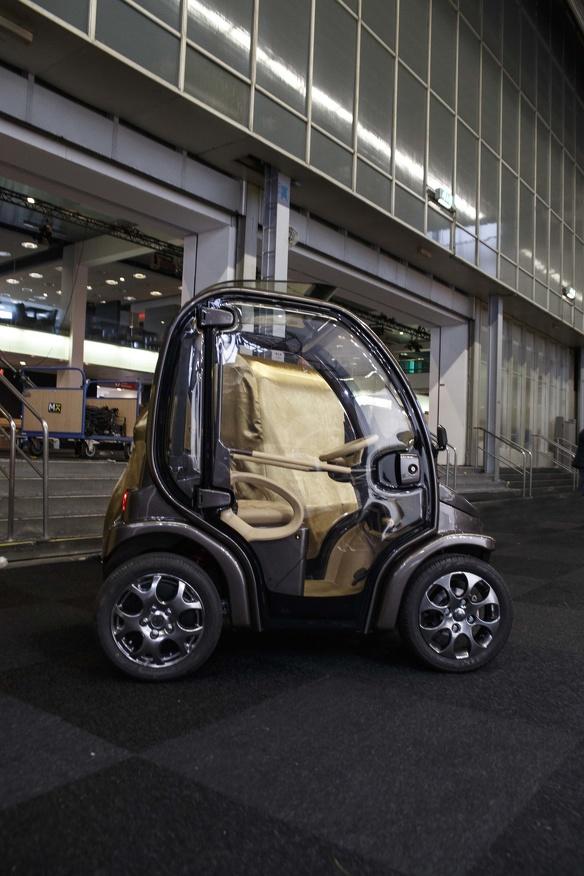 Birs Connies Creative Car Concept