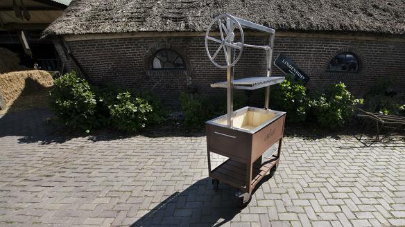 Caveman Grill barbecue Piet Hein Smit 2