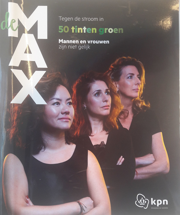 Cover The MAX KPN