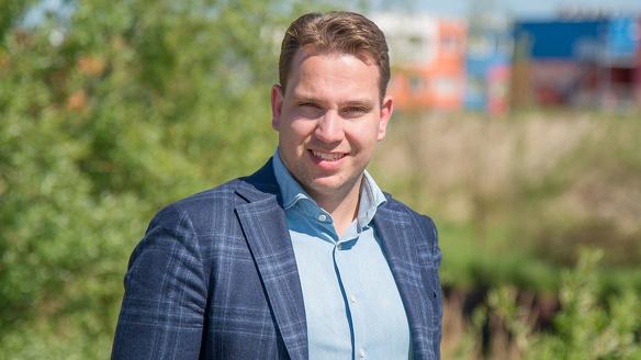 Enienl Milan Patrick van der Meulen Groningen zonne energie Al Gore P