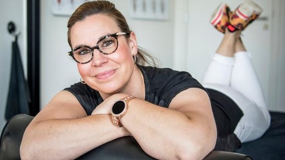 Frouwke Zwagerman fysiotherapeut