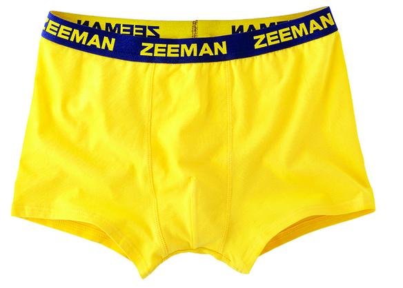 Gele onderbroek Zeeman 2
