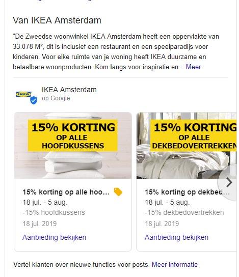 Google Mijn Bedrijf Google Mijn Bedrijf lokaal zoeken zoekresultaat 6
