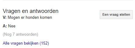 Google Mijn Bedrijf Google Mijn Bedrijf lokaal zoeken zoekresultaat 8