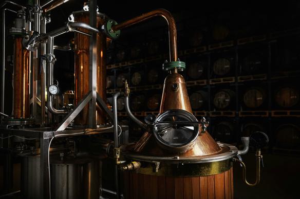 Hooghoudt distilleerketel