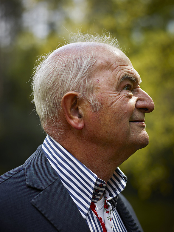 Jan Zeeman Portret 1