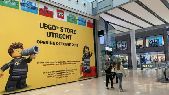 Lego winkel Utrecht