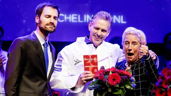 Michelinsterrestaurant 2019 Michelinster Nederlands grootste 1