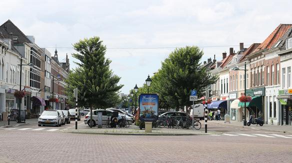 Nieuwe Haagdijk Breda Winkelstraat
