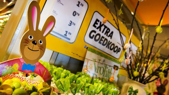 Overzicht openingstijden supermarkten Pasen 2019 jumbo