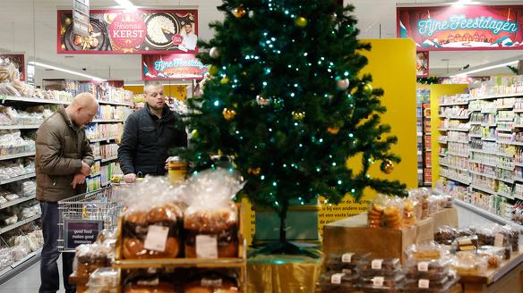 Overzicht openingstijden supermarkten kerst 2018 jumbo