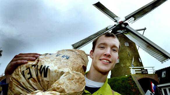 Rik Treur Veenendaal molenaar molen