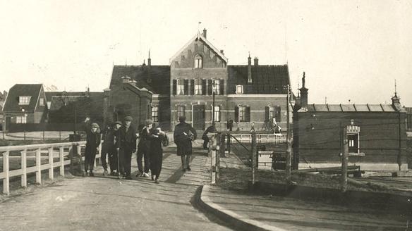 Sluiswachtershuis Scheveningen