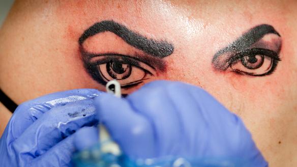 Tattoo Bob Jan de Groen 2