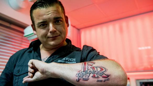 Tattoo Bob Robin Utrecht