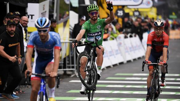 Tour de France prijzengeld Sagan ronde frankrijk 1