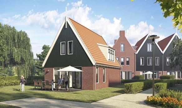 Van Wijnen Vakantiepark Volendam 3